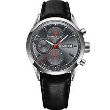 Raymond Weil Mens Freelancer Strap Watch 7730-STC-60112