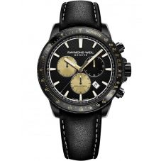 Raymond Weil Mens Tango Marshall Limited Edition Watch 8570-BKC-MARS1