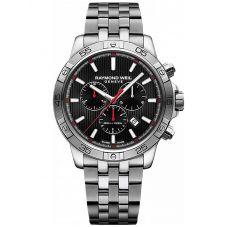 Raymond Weil Mens Tango Chronograph Bracelet Watch 8560-ST2020001