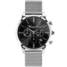 Thomas Sabo Mens Eternal Rebel Chrono Watch WA0245-201-203