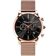 THOMAS SABO Mens Eternal Rebel Chrono Watch WA0246-265-203