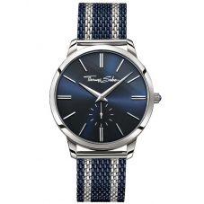 Thomas Sabo Mens Rebel Spirit Mesh Bracelet Watch WA0268-281-209-42 MM