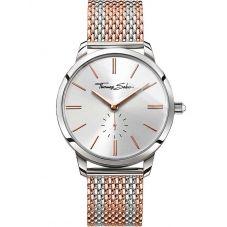 Thomas Sabo Mens Rebel Spirit Mesh Bracelet Watch WA0270-283-201-42 MM