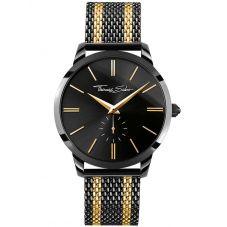 Thomas Sabo Mens Rebel Spirit Mesh Bracelet Watch WA0281-284-203-42 MM