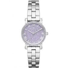 Michael Kors Norie Purple Bracelet Watch MK3848
