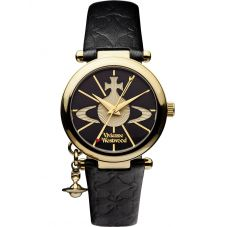 Vivienne Westwood Ladies Orb II Watch VV006BKGD