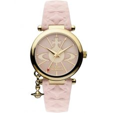 Vivienne Westwood Ladies Orb II Watch VV006PKPK