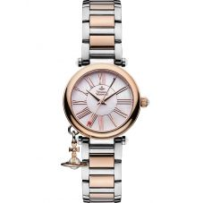 Vivienne Westwood Ladies Mother Orb Watch VV006PRSSL