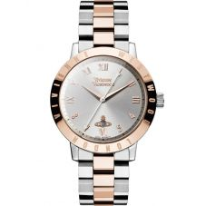 Vivienne Westwood Ladies Bloomsbury Bracelet Watch VV152RSSL