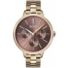BOSS Ladies Symphony Gold Bracelet Watch 1502422