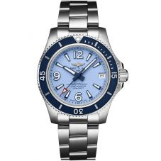 Breitling Ladies Superocean Automatic 36 Watch A17316D81C1A1
