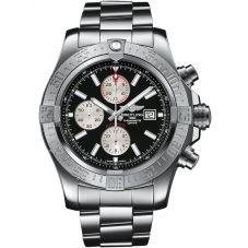 Breitling Mens Super Avenger II Bracelet Watch A1337111-BC29 168A