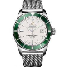 Breitling Mens Superocean Heritage 42 Bracelet Watch A1732136-G717 154A