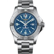 Breitling Mens Chronomat Colt Quartz Bracelet Watch A7438811/C907 173A