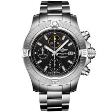 Breitling Mens Avenger Automatic Chronograph 45 Bracelet Watch A13317101B1A1