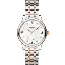 Montblanc Ladies Boheme Automatic Two Colour Date Bracelet Watch 119098