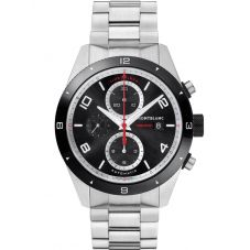 Montblanc Mens Timewalker Automatic Chronograph Bracelet Watch 116097