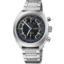 Oris Mens Williams ChronORIS 40th Anniversary Limited Edition Bracelet Watch 673 7739 4084-SET MB
