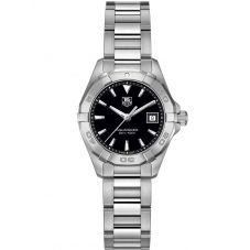 TAG Heuer Ladies Aquaracer Quartz Bracelet Watch WBD1410.BA0741