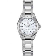 TAG Heuer Ladies Aquaracer Quartz Bracelet Watch WBD1411.BA0741