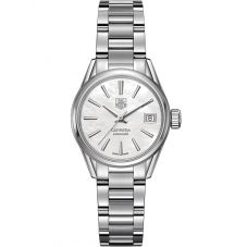 TAG Heuer Ladies Carrera Calibre 9 Bracelet Watch WAR2411.BA0770