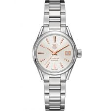 TAG Heuer Ladies Carrera Calibre 9 Bracelet Watch WAR2412.BA0770