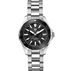 TAG Heuer Ladies Aquaracer Quartz Bracelet Watch WAY131K.BA0748