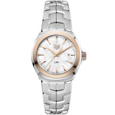 TAG Heuer Ladies Link Quartz Two Colour Bracelet Watch WBC1350.BA0600