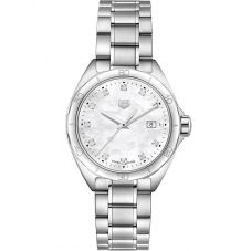 TAG Heuer Ladies Formula 1 Quartz Diamond Mother of Pearl Dial Bracelet Watch WBJ1419.BA0664