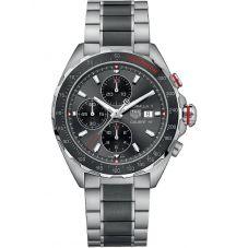 TAG Heuer Mens Formula 1 Calibre 16 Chronograph Black Bracelet Watch CAZ2012.BA0970