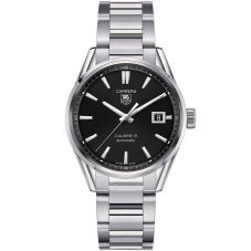 TAG Heuer Mens Carrera Calibre 5 Bracelet Watch WAR211A.BA0782