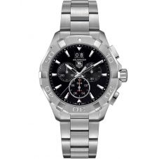 TAG Heuer Mens Aquaracer Quartz Chronograph Bracelet Watch CAY1110.BA0927