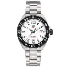 TAG Heuer Mens Formula 1 Quartz Bracelet Watch WAZ1111.BA0875