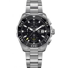 TAG Heuer Mens Aquaracer Calibre 16 Chronograph Bracelet Watch CAY211A.BA0927