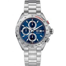 TAG Heuer Mens Formula 1 Calibre 16 Blue Bracelet Watch CAZ2015.BA0876