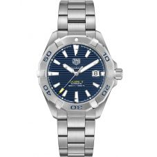 TAG Heuer Mens Aquaracer Calibre 5 Blue Bracelet Watch WBD2112.BA0928