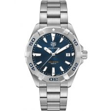 TAG Heuer Mens Aquaracer Quartz Blue Bracelet Watch WBD1112.BA0928