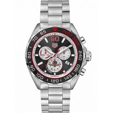 TAG Heuer Mens Formula 1 INDY 500 Limited Edition 2019 Black Bracelet Watch CAZ101V.BA0842