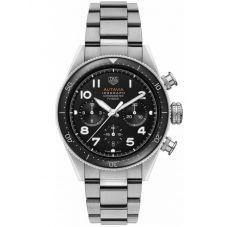 TAG Heuer Mens Autavia Automatic Chronograph Bracelet Watch CBE5113.BA0650