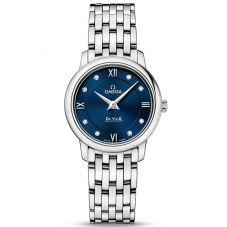 Omega Ladies De Ville Prestige Quartz Bracelet Watch 424.10.27.60.53.001