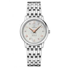 OMEGA Ladies De Ville Prestige Quartz Bracelet Watch 424.10.27.60.55.001