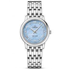 Omega Ladies De Ville Prestige Quartz Bracelet Watch 424.10.27.60.57.001