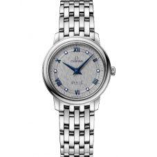 Omega Ladies De Ville Prestige Quartz Bracelet Watch 424.10.27.60.56.002