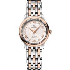 Omega Ladies De Ville Prestige Quartz Bracelet Watch 424.20.27.60.52.003