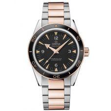 Omega Mens Seamaster 300 Bracelet Watch 233.20.41.21.01.001