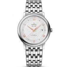 Omega Mens De Ville Prestige Bracelet Watch 424.10.40.20.02.004