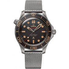 OMEGA Seamaster Diver 300m 007 Edition Co- Axial Master Chronometer 42mm Watch 210.90.42.20.01.001