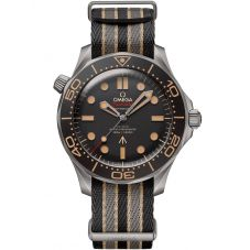 OMEGA Seamaster Diver 300m 007 Edition Co- Axial Master Chronometer 42mm Watch 210.92.42.20.01.001
