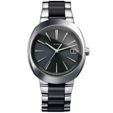 Rado Mens D-Star Ceramic Two Colour Bracelet Watch R15943162 XL