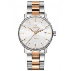 Rado Mens Coupole Classic Automatic Two Tone Bracelet Watch R22860022 L